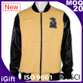 Plus Size cusotmized Mens Bomber Jacket
