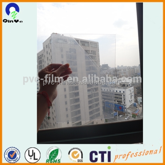 0.05 to 6mm High Quality PVC Plate With High Clarity