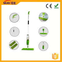 water spary mop with easy to cleaning