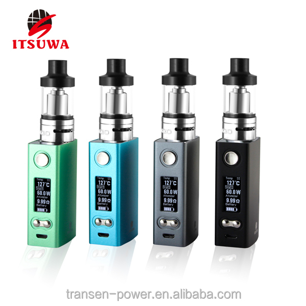 Chinese supplier 18650 battery for ecig can temp control