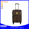 Expandable large packing capacity luggage traveling bags nice trip suitcase for men and ladies trolley luggage bag