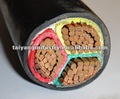 3 core Copper core PVC cable