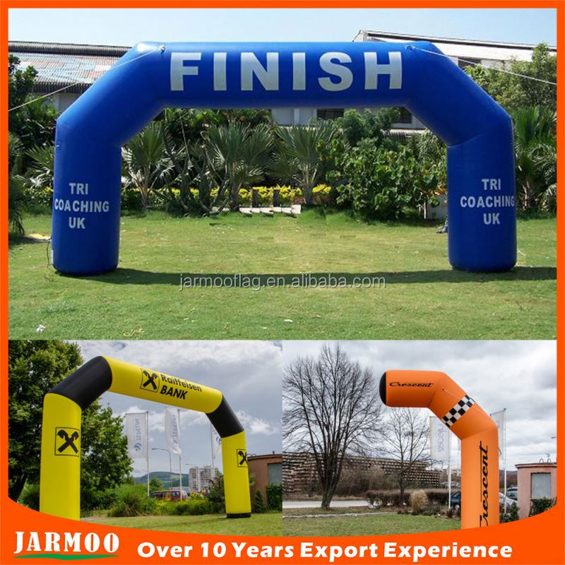 3D inflatables arch for event/special event LED lighting inflatables arch for promotion