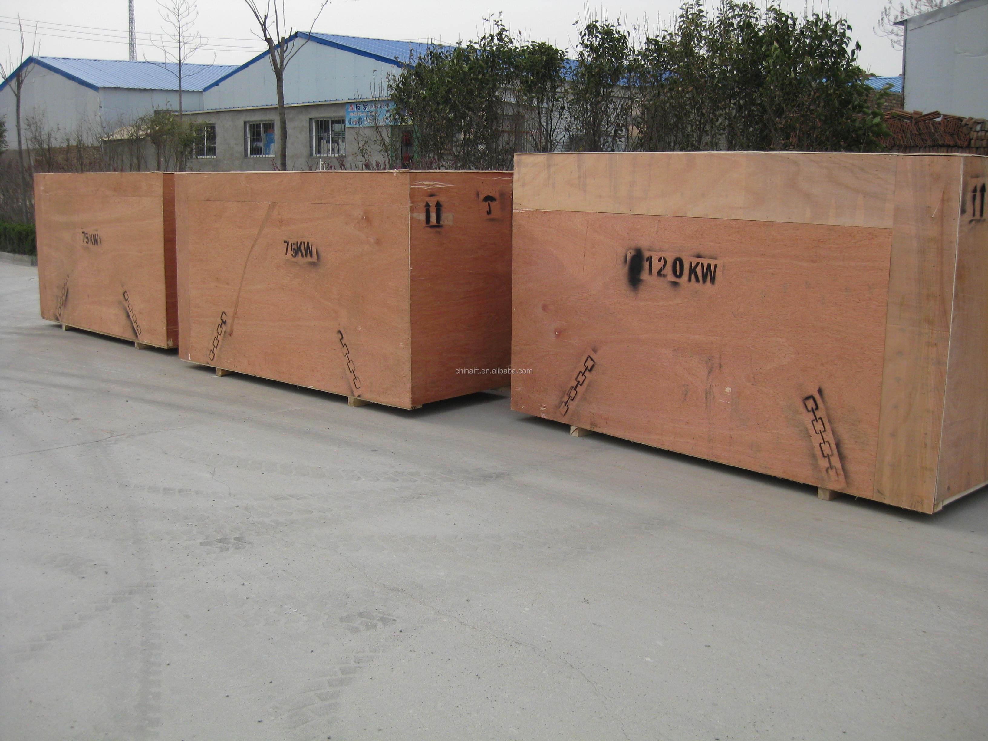 200kw container genset 250kva diesel generator silent generator