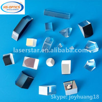 Factory supply bk7 glass small prism