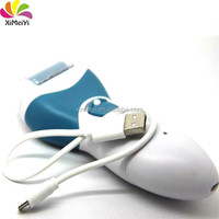 2015 New Arrival Pedicure! USb Rechargeable electric foot file/professional pedicure foot grater