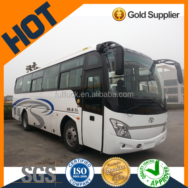 SEENWON 43-45 seats 9.3m front Diesel luxury bus price for sale