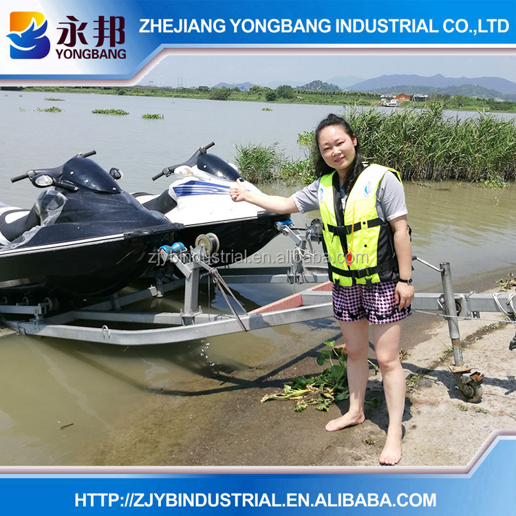 CHINESE MANUFACTURER YONGBANG Jetski Black or White Color YB-CA-1 Suzuki Engine 1300CC 2 person China Mini Motorboat