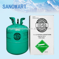 High Purity Auto Refrigerant Gas 134a Made In China