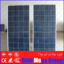 120W A-grade High grade sunpower 500 watt solar panel wholesale Hot sales cheap price solar panel raw material