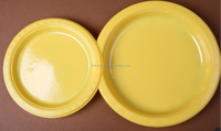 disposable PS plastic plate/bowl/cup/food container