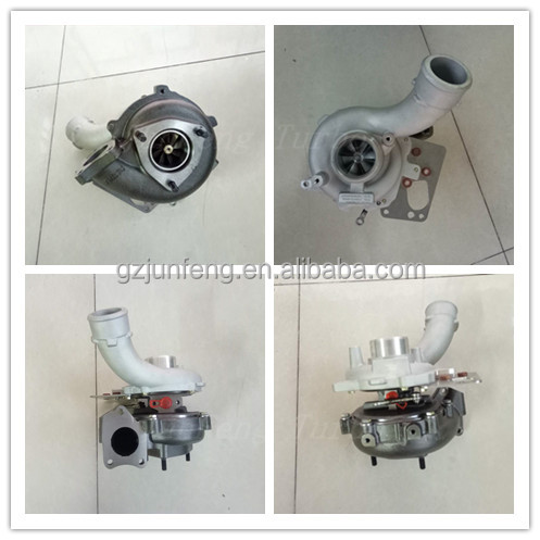 GTB2260VK Turbo 776470-0001 059145722R turbocharger for Audi A6 3.0L TDI (C6) Engine CDYA, CDYC engine parts