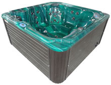 Deluxe whirlpool hot tub Massage Spa apollo bathtub with TV DVD