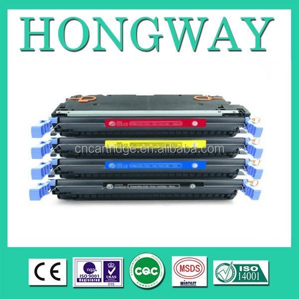 color toner cartridge for HP 641A laser printer