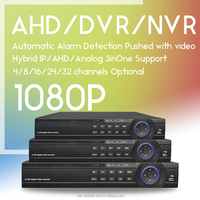 Vitevision HD DVR 16 Channel H.264 for AHD CCTV camera system standalone DVR