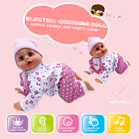 13 Inch Real Baby Dolls with IC