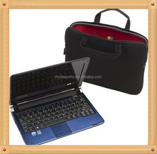Wholesale Neoprene laptop sleeve with Handle for Promo