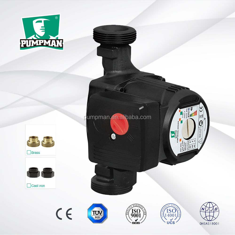 GRS25/6 2015 PUMPMAN new electric hot water high temperature automatic boosting pump