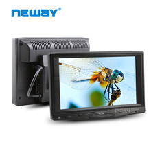 7 inch wide digital tft lcd touch screen monitor