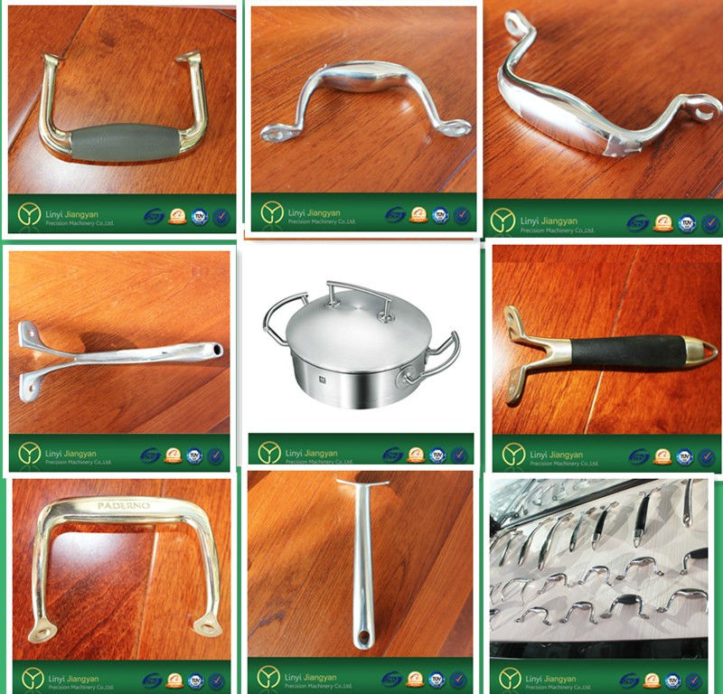 Precision Casting Stainless Steel Cookware Handle