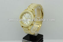 2013 popular mk watch for woman, japan movement quartz