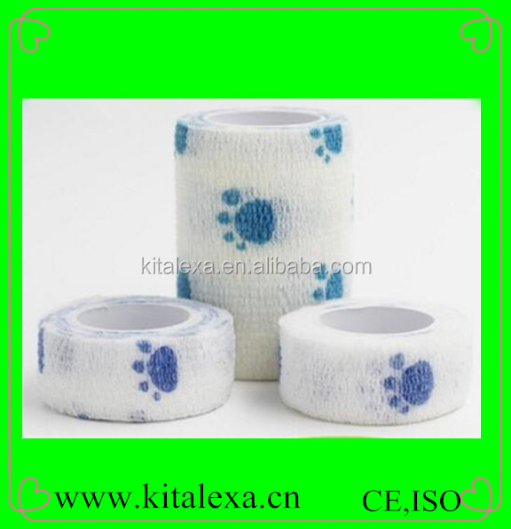 KA-CP00089 tubular bandage/stockinette/cotton roll,medical dressing,antimicrobial coating