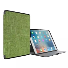 Smart Canvas cover for ipad mini 2/3 tablet, leather for ipad mini case