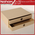 naham household decorative storage file 2 layer drawer