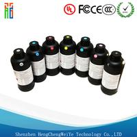 DX5 DX6 DX7 led uv ink price curing UV ink printing for Epson printer ink