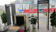 public place Safety inspection Dangerous instrument ,x-ray luggage/baggage scanner machine for security check