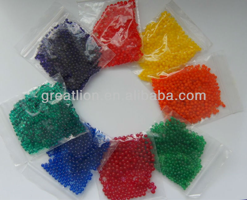 Bio Gel Ball Crystal Soil 3d Water Beads