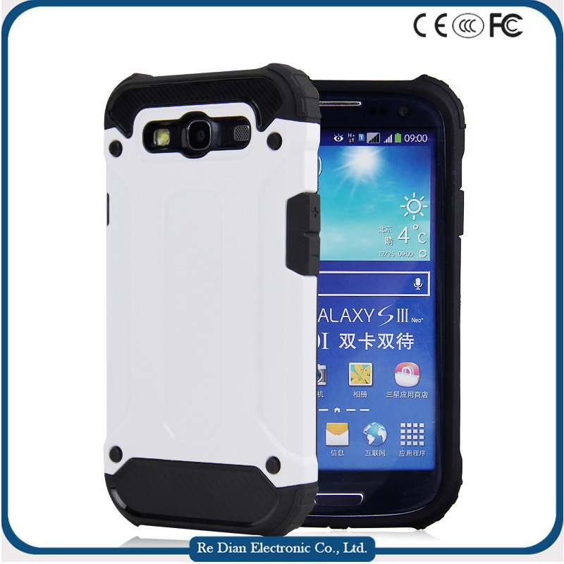 Free sample phone protective shell mobile phone shell for Samsung GalaxyS3