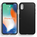 new Matte design bright border tpu soft case for Iphone X mobile phone cover