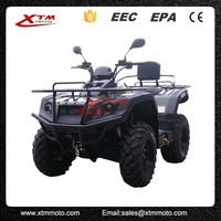 2015 trde assurance new design hot sale Hydraulic disc brakes Individual sporting seats atv 500 cc