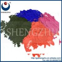 31'C color change pigments with temperature changing, thermochromic pigment powder for paint