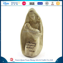 Resin baby jesus birth statues
