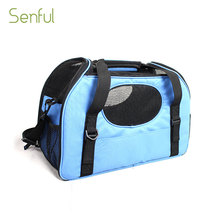 Factory industrial Luxury sling Airline Pet Travel bag cage