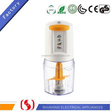 Professional factory serve fruit and vegetable chopper food processor sale