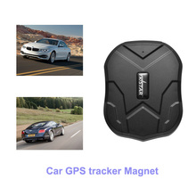 TKSTAR Mini Waterproof Tracking Device with Powerful Magnet Long Standby GPS Tracker Locator for Kids Seniors Pets Cars