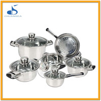 Stainless Steel enterprise quality glass microwave international cookware inc