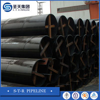 Spiral Welded API 5L Carbon Steel SSAW Pipe