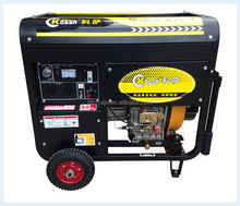 Full-automatic silent 5000W diesel engine generator diesel/ generator diesel 3kva with price HJ-D5000A