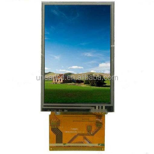 3.5 inch color tft lcd 320x240 UNTFT40232