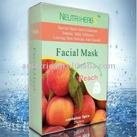 Fruit facial mask