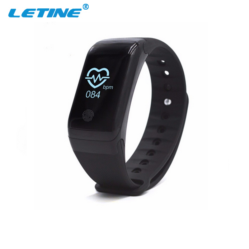 Smart Watch Heart Rate Monitor Unique IP67 Waterproof Sport Bracelet Bluetooth Temperature Sensor Altimeter Fitness Tracker
