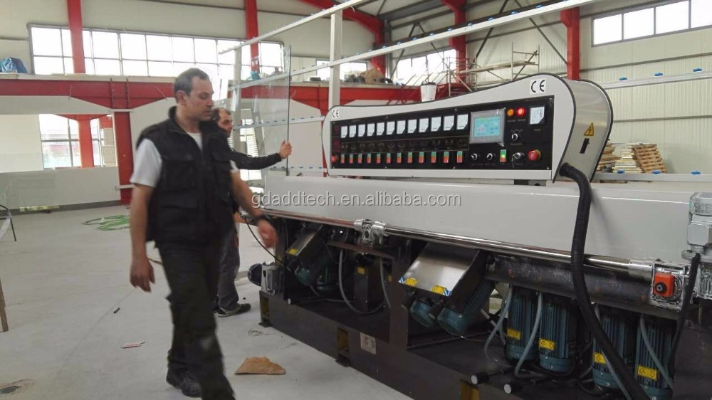 Glass edging machine for sale / Best polishing