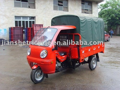 200cc three wheel motorcycle/motorised tricycle