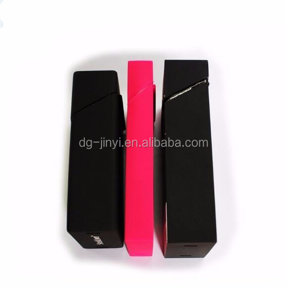 Slim size silicone cigarette box packaging blank cigarette boxes wholesale
