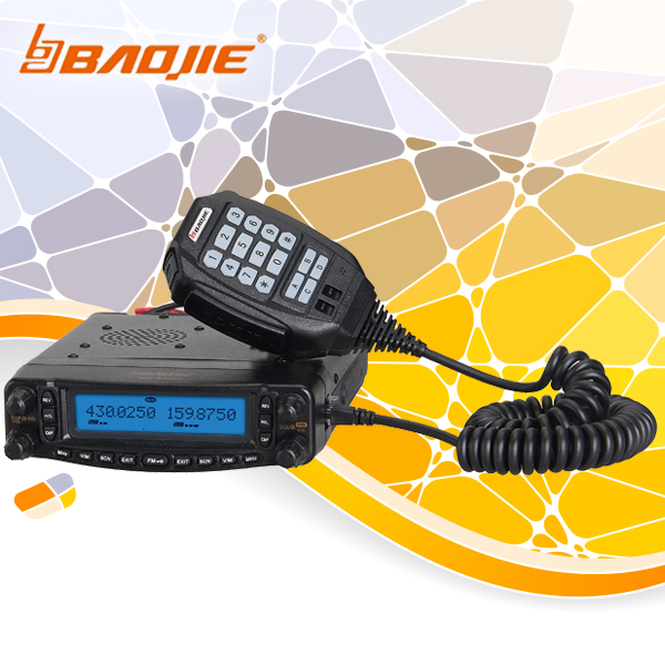 BAOJIE BJ-9900 AM FM Tri Band Mobile Radio Transceiver