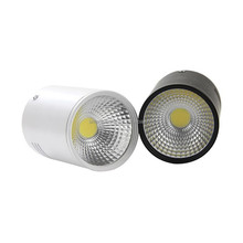 10W 15W 20W 30W Downlight Cylinder Surface Mount LED Down Light IP44